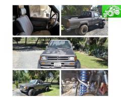 1988 Toyota pickup truck