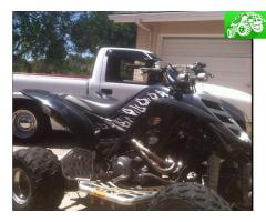 2004 limited edition raptor 660