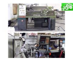 Lathe & Mill for sale