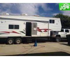 2005 skyline 5th wheel trailer