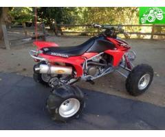 2004 TRX450r