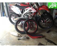 Crf450r parts