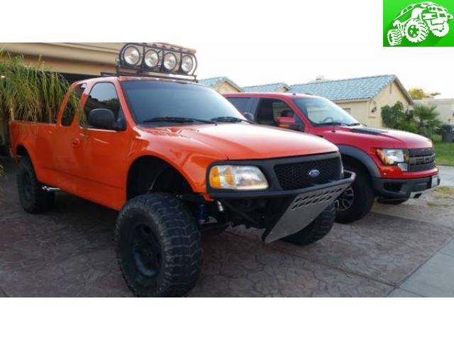 2000 F150 Longtravel Prerunner 5 4lv8 Palm Springs Off