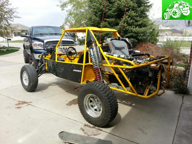 Twin Turbo 3 8L Long Travel Sand Car, Sandrail, Buggy Layton