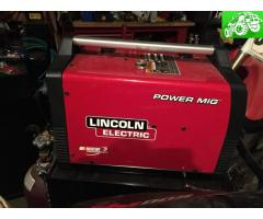 Lincoln dual voltage 180