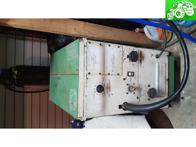 Linde LTEC 225 Mig welder