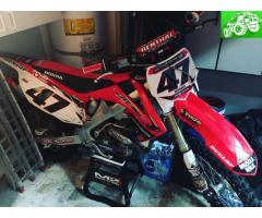 2011 Honda CR450F TONS OF EXTRAS! (trade)