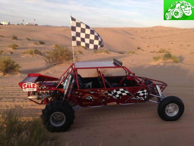 Amplified Long travel sandcar Nuevo - Off Road Classifieds
