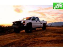 Long Travel 2014 Chevy Silverado Prerunner