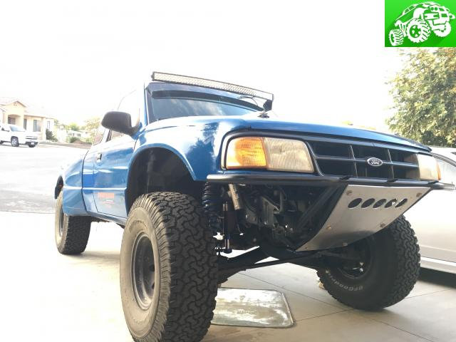 Ford ranger light bar mounts yucaipa off road classifieds ford ranger light bar mounts mozeypictures Gallery