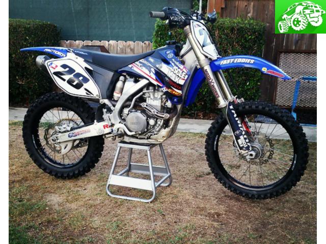2007 YZF450