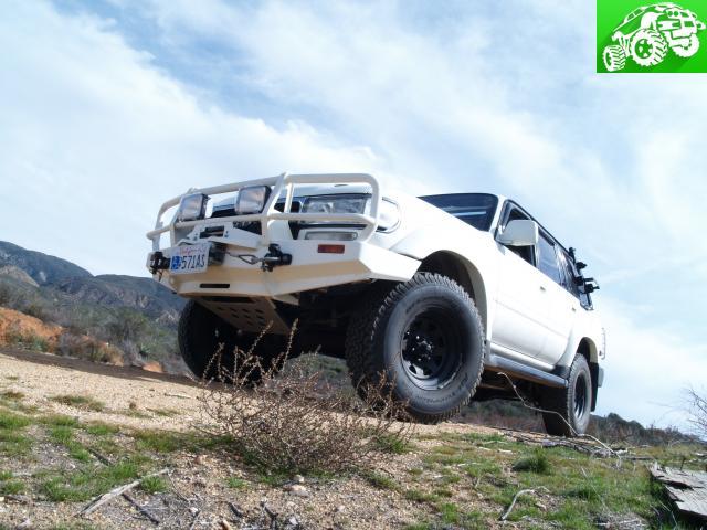 Overland FJ80 Turbo Diesel San Jacinto - Off Road Classifieds