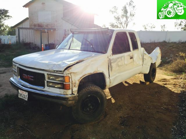 1996 gmc sierra 1500 v8 5 7 norco off road classifieds. Black Bedroom Furniture Sets. Home Design Ideas