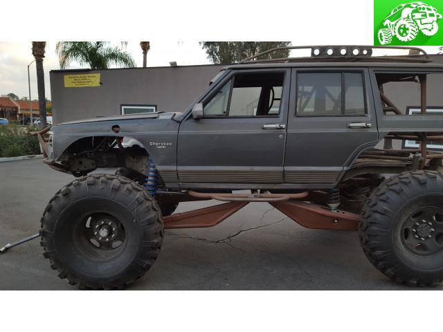 4x4 custom suspensions, long travel, Sandrail Chassis
