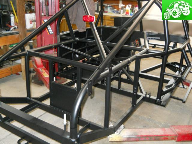 4x4 Custom Suspensions Long Travel Sandrail Chassis