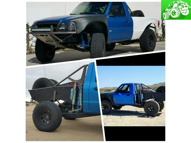 1999 Long travel Ford Ranger