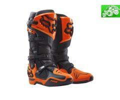 Fox Instinct Boots Size 11 Orange