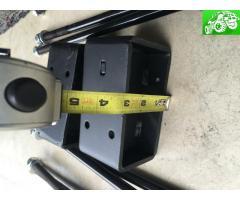Brand New 3in lift blocks and U bolts for Silverado !