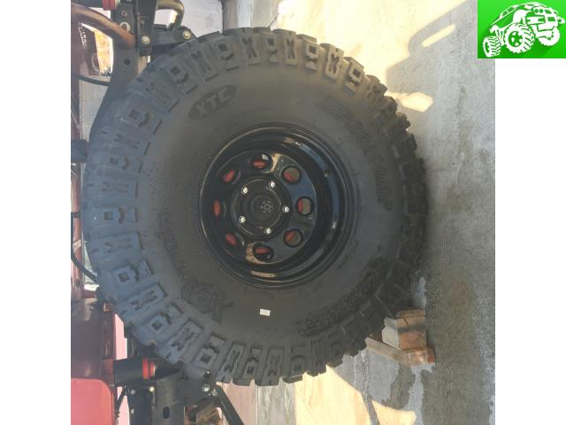 37 S Brand New Pro Comp Rims And Tires 1500 Artesia Off