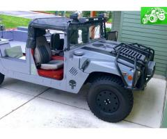 THE PUNISHER - Street-Legal M998 Humvee Hummer H1 HMMWV 1994 ON-ROAD TITLE!