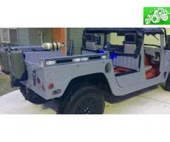 THE PUNISHER - Street-Legal M998 Humvee Hummer H1 HMMWV 1994 ON-ROAD TITLE!