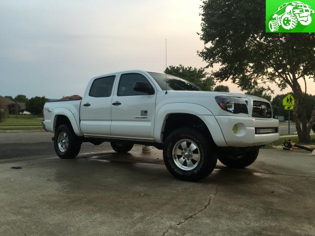 16x8 enkei wheels off toyota tacoma huntsville off road classifieds parts vehicles. Black Bedroom Furniture Sets. Home Design Ideas