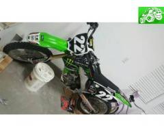 2006 kx250f Trade