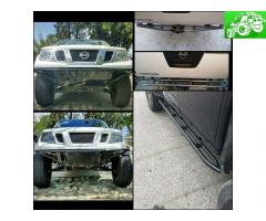 2005+ Nissan Frontier prerunner style offroad bumpers, sliders and more!