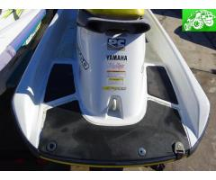 2 - PAIR OF YAMAHA JET SKIS 750CC WITH TRAILER