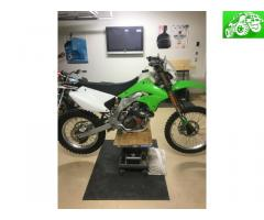 2008 KLX 450 STREET LEGAL 4000 OBO