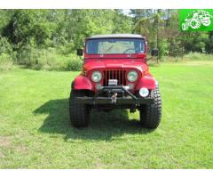1973 Jeep CJ5 (Many 4whlng upgrades)