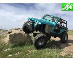 1997 Jeep Wrangler TJ Crawler