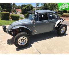 72 Baja Bug With 2.2 Ecotec