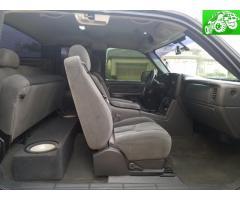 2005 Lifted Chevy Silverado 2500HD EXT CAB