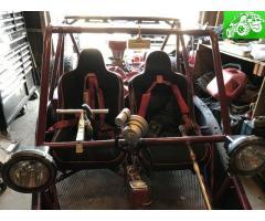 Mid Engine sandrail