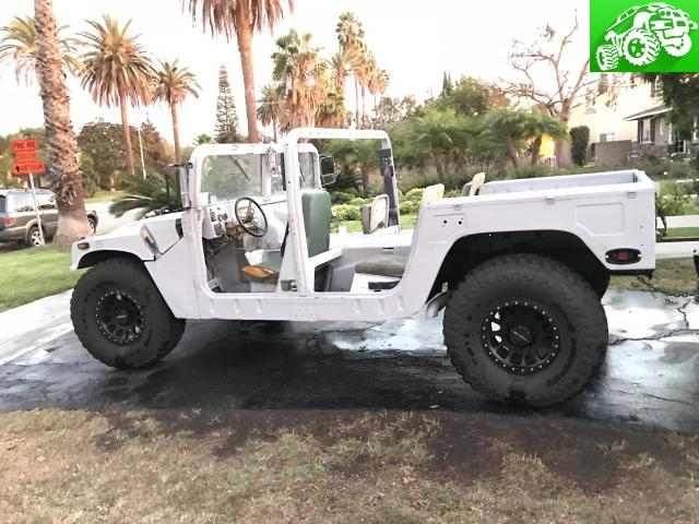 1996 Humvee California street legal