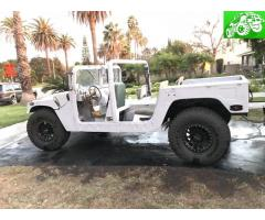 1996 Humvee California street legal