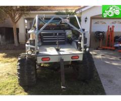 1988 toyota straight axle conversion