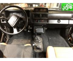 1985 Toyota 4Runner solid axel