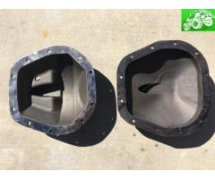 Solid Diff Covers Ford Superduty Axels