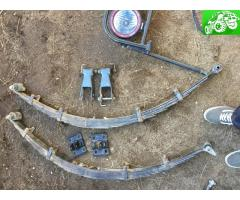97-03 f-150 long travel front end and other off road parts