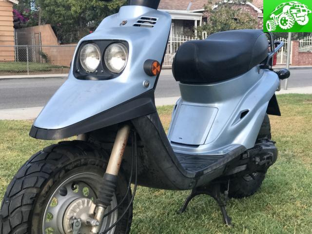 Yamaha zuma 2