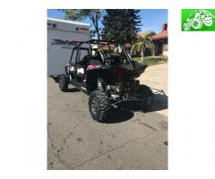 2016 RZR XP TURBO 4 seater - Fox Edition