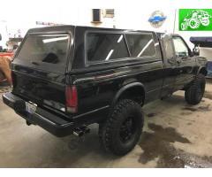 1991 GMC Sonoma SLX V8