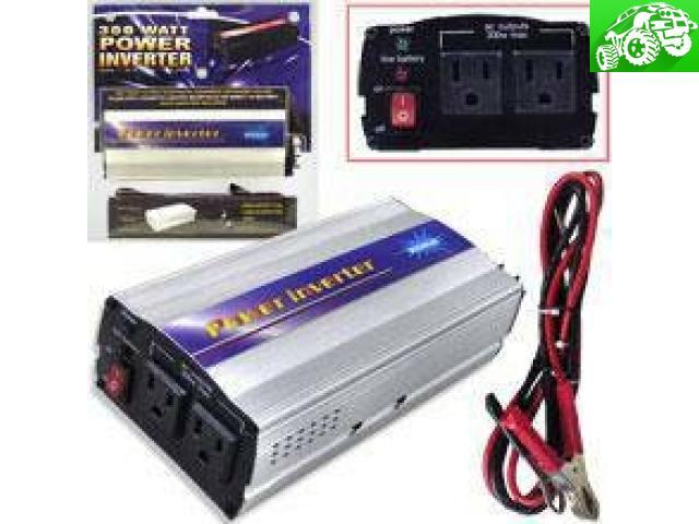 Power inverter 600 watts