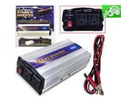 Power inverter 600 watts