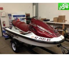 2001 Yamaha WaveRunner XL700 and trailer