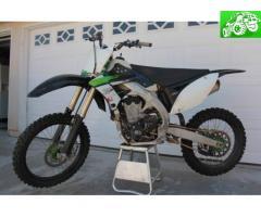 09 KX 450