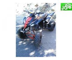 2007 YAMAHA RAPTOR 350