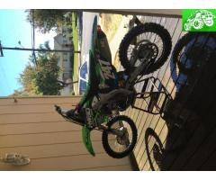 2012 kx 250f for sale! 3,600 obo ! Very clean